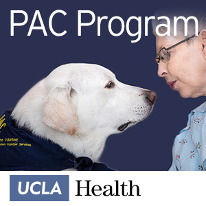 UCLA Health People Animal Connection (PAC) Program