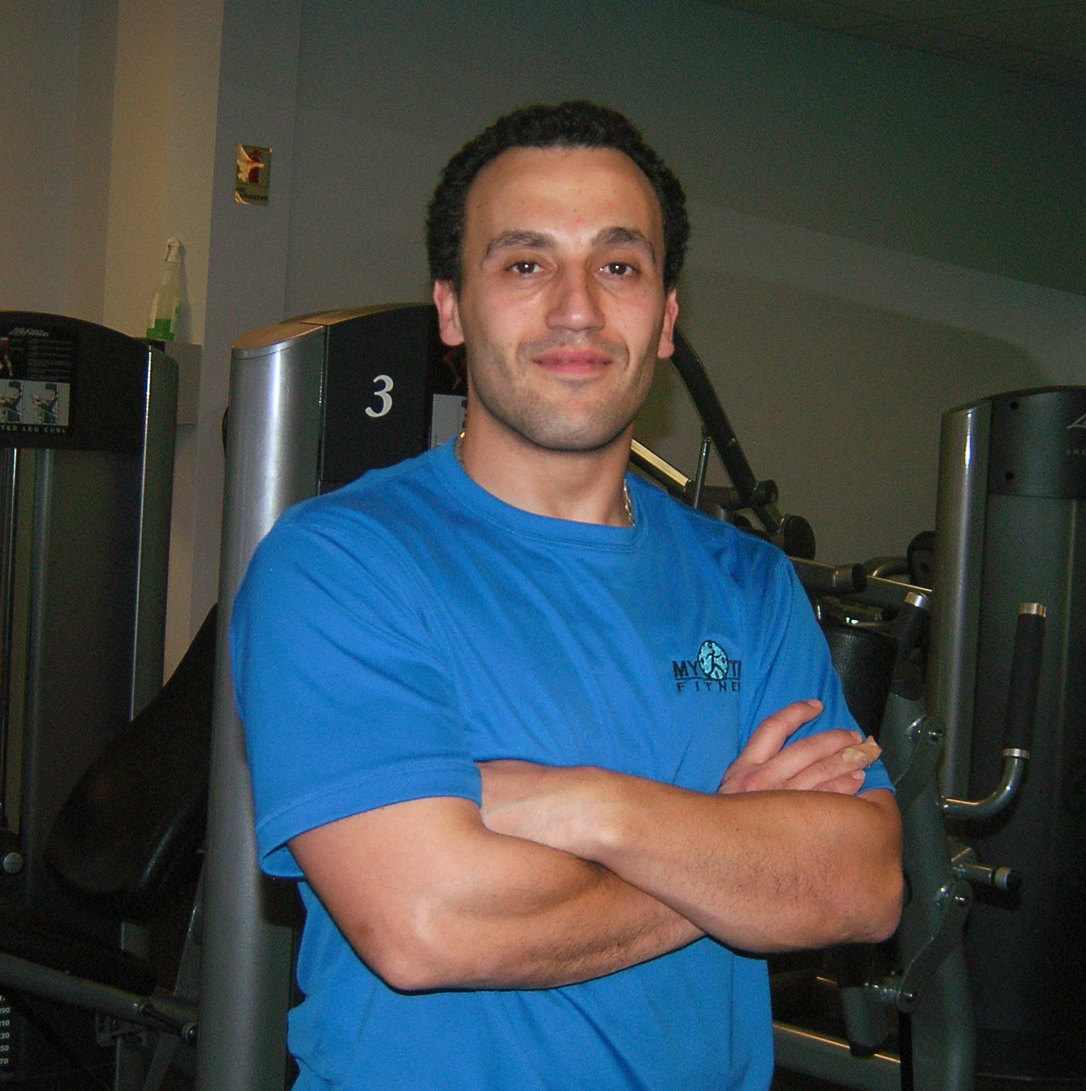 Vincenzo Zurlo, NASM Elite Trainer