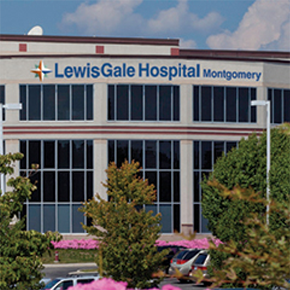 LewisGale Hospital Montgomery