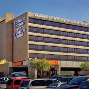 Methodist Hospital Specialty & Transplant