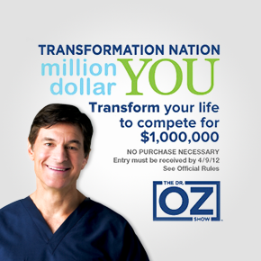 Transformation Nation: Million Dollar YOU