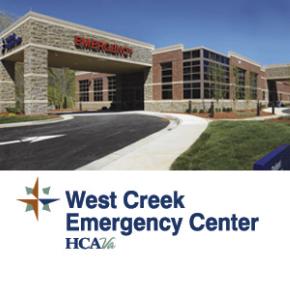 West Creek  Emergency Center - HCA Virginia