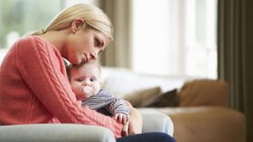 How Does a Depressed Mom Impact Her Child's Development?