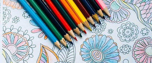 The Benefits of Adult Coloring
