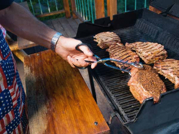 1. Danger-Proof Your Grill