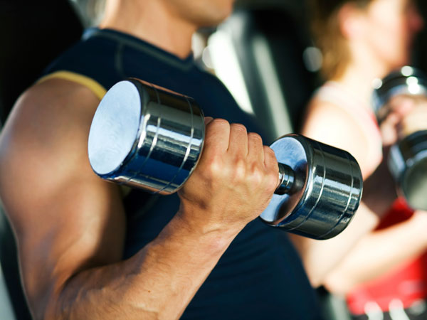 Try Weight Lifting