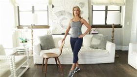 easy stretching routine with denise austin  video  sharecare