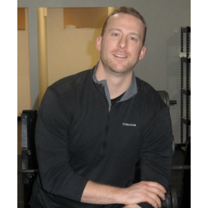 Trevor Wicken , NASM Elite Trainer