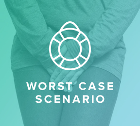 Worst Case Scenario: I Hold In My Pee
