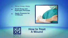 How Do I Treat a Wound?