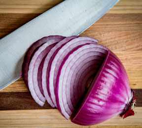 Stroke Prevention: An Onion a Day