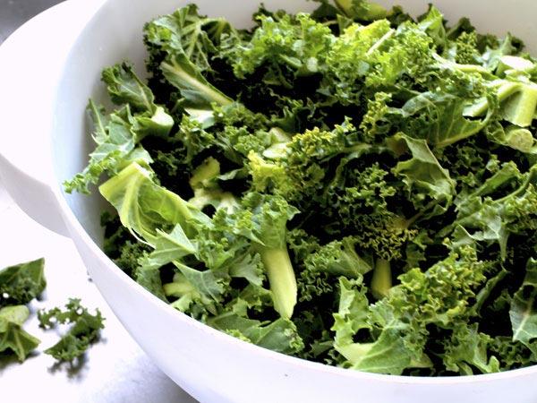 Serve up Leafy Greens