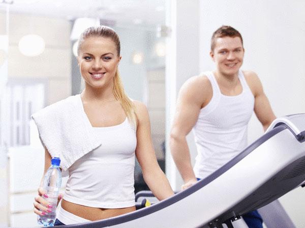 Top Ten Social Healthmakers: Fitness