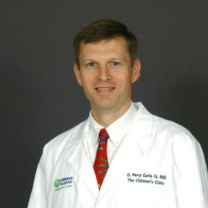 Dr. Oliver P. Earle, MD