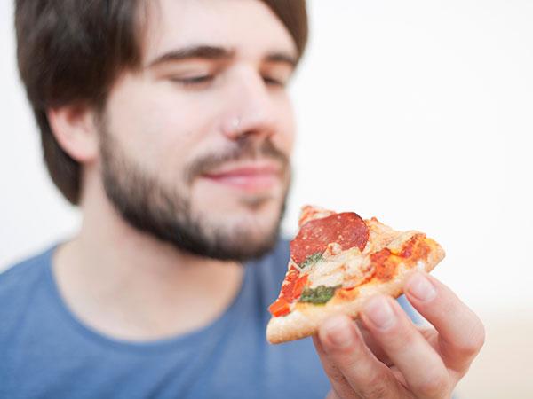 Worst Junk Food #1: Pizza