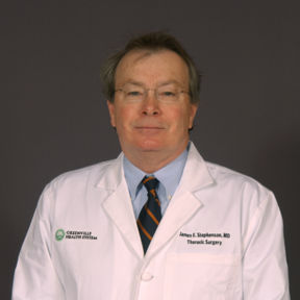 Dr. James E. Stephenson, MD