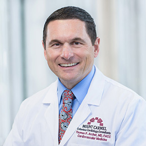 Dr. Thomas P. Archer, MD