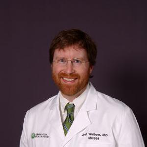 Dr. Joshua E. Welborn, MD