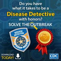Solve the Outbreak App