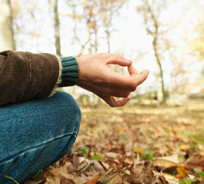 Can't Lose Weight? Try 7 Minutes of Meditation
