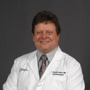 Dr. Clyatt W. James, MD