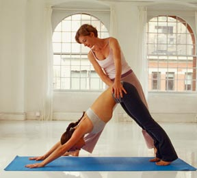 Ease Lower Back Pain with These Yoga Moves