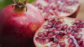Eat Pomegranates to Save Your Skin