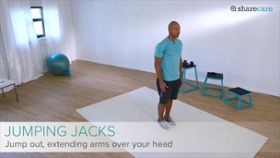 Transform YOU: Jumping Jacks