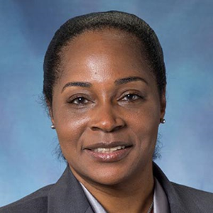 Dr. Charisse G. Ward, MD
