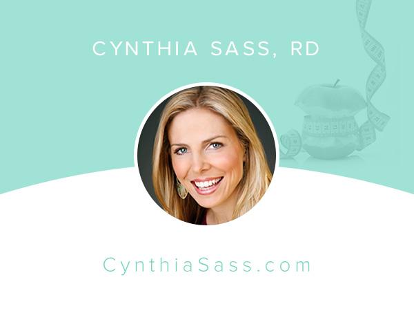 Cynthia Sass, MPH, RD