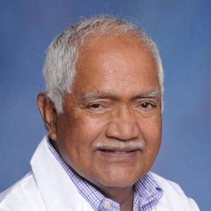 Dr. Amberpet Y. Rathnam, MD