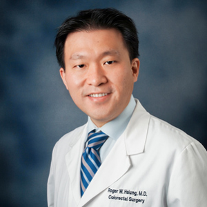 Dr. Roger W. Hsiung, MD - Colorectal Surgery