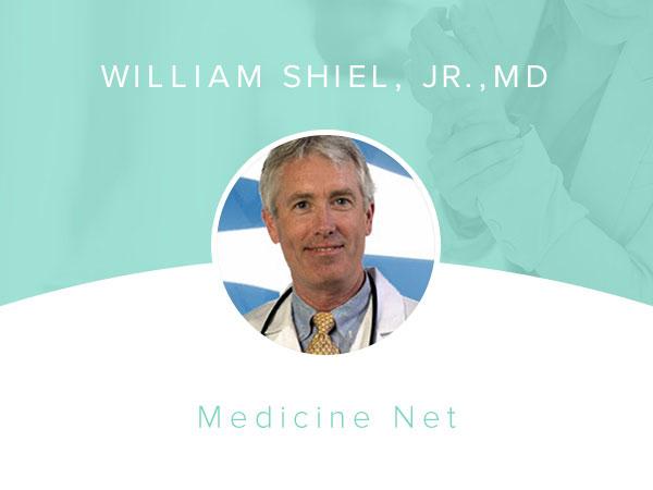 William C. Shiel, Jr., MD