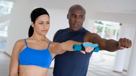 Personal Trainers and Fitness