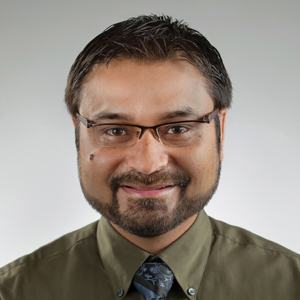 Dr. Sharique A. Ansari, MD