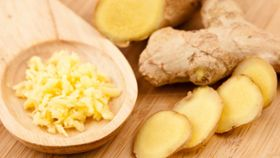 Eat Ginger to Soothe Muscle Pain