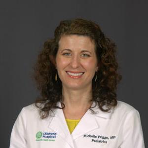 Dr. Michelle L. Prigge, MD