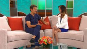 Lizzie Velasquez Talks to Dr. Oz About Staying Positive