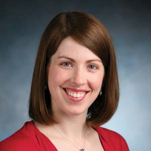 Dr. Meghan McGowan, MD