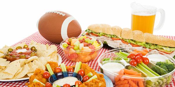 Armchair Quarterback Diet