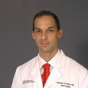 Dr. Nicholas D. Pappas, MD