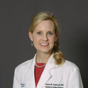 Dr. Elaine M. Apperson, MD