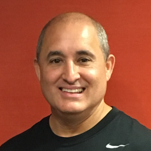 Luis Alonso, NASM Elite Trainer