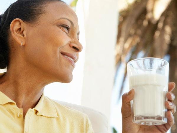 Get enough calcium.