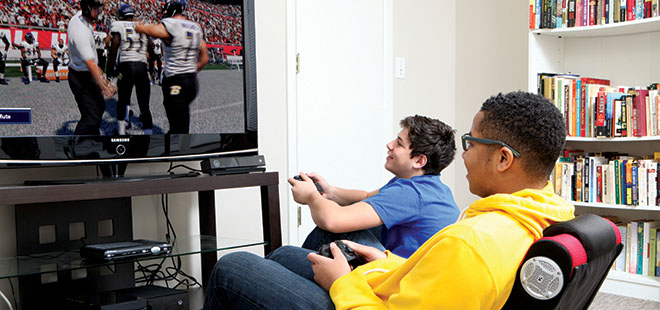 Surprise! Video Games Offer Real Benefits
