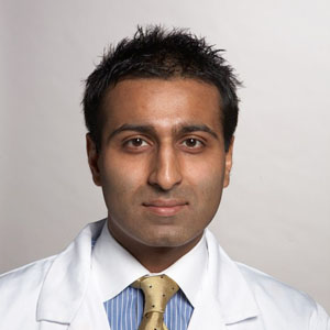 Dr. Sheeraz A. Qureshi, MD