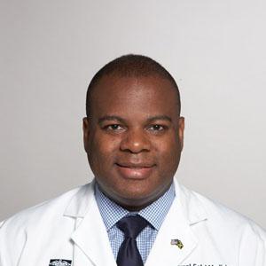 Dr. Garfield A. Clunie, MD
