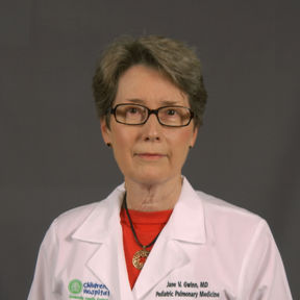 Dr. Jane V. Gwinn, MD