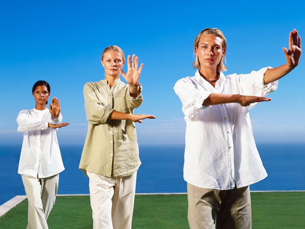Take Control with Tai Chi
