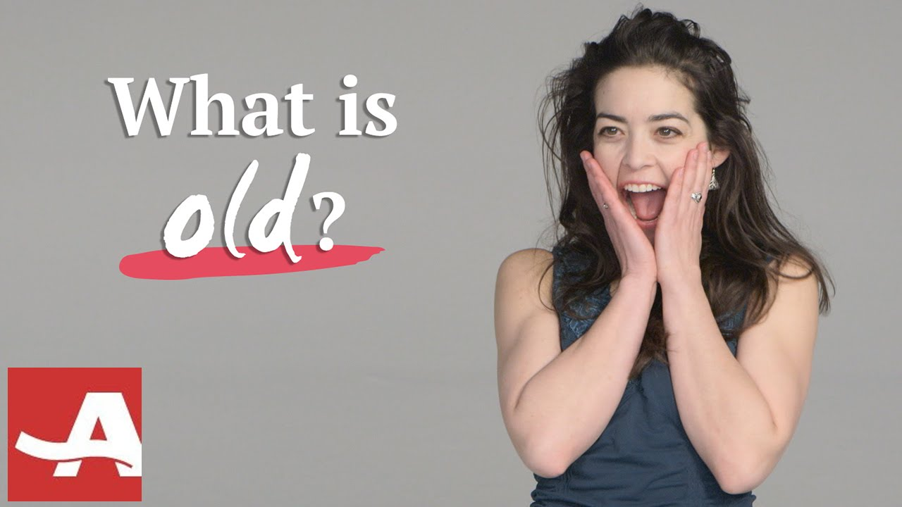 Millennials Show Us What 'Old' Looks Like